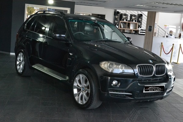 2008 BMW X5 Xdrive30d At e70  Gauteng Johannesburg_0