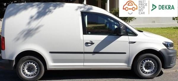 2016 Volkswagen Caddy 2.0tdi 81kw Fc Pv  Western Cape Goodwood_0