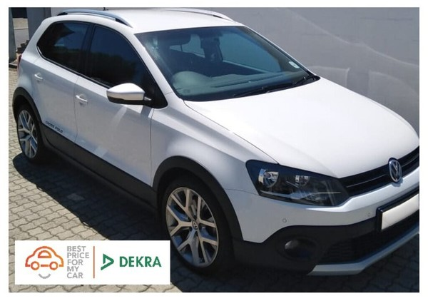 2016 Volkswagen Polo Cross 1.2 TSI Western Cape Goodwood_0