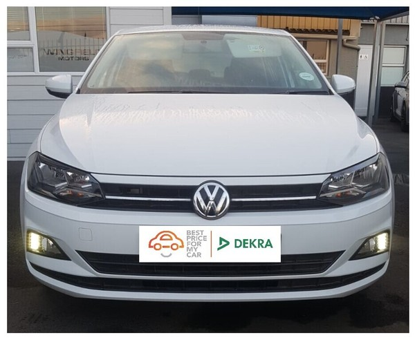 2019 Volkswagen Polo 1.0 TSI Comfortline Western Cape Goodwood_0