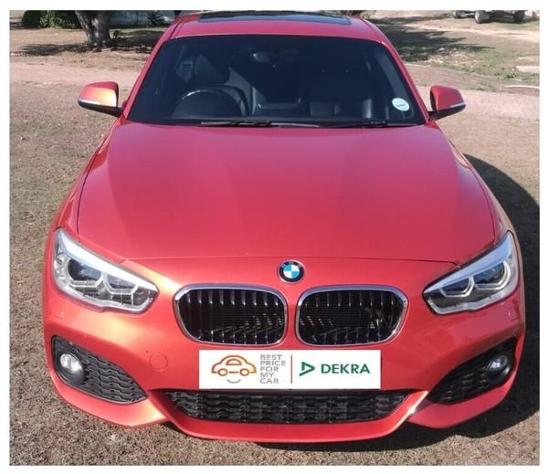 2016 BMW 1 Series 125i M Sport Line 5dr At f20  Western Cape Goodwood_0