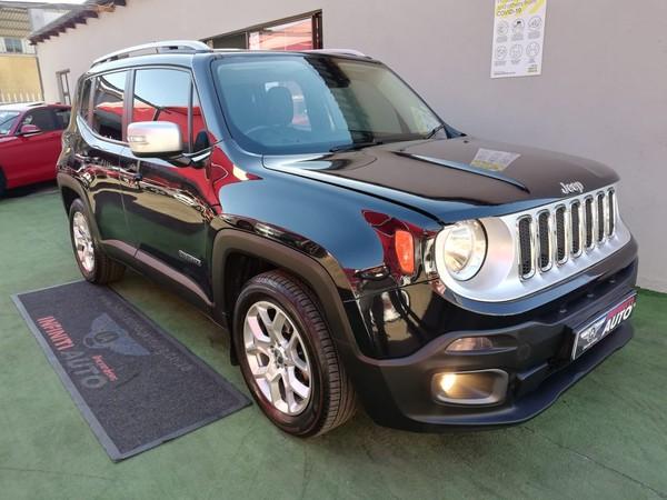 2016 Jeep Renegade 1.4 TJET LTD AWD Auto Gauteng Boksburg_0
