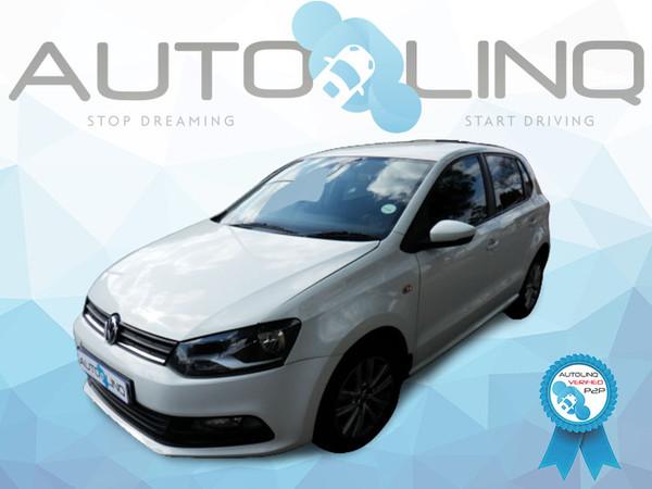 2018 Volkswagen Polo Vivo 1.4 Comfortline 5-Door Gauteng Boksburg_0