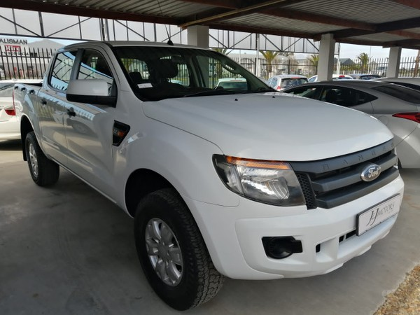 2015 Ford Ranger 2.2tdci Xl Pu Dc  Western Cape Kuils River_0