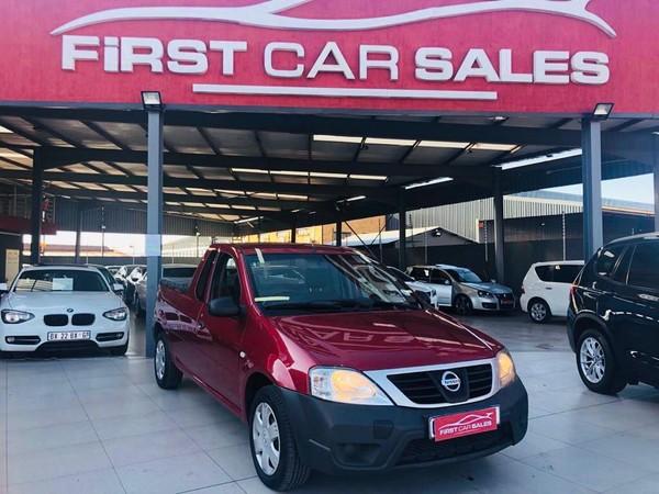 2013 Nissan NP200 1.6 Se Pu Sc  Gauteng Johannesburg_0