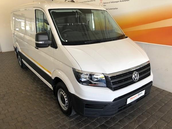 2020 Volkswagen Crafter 35 2.0TDi MWB 103KW FC PV Free State Bloemfontein_0