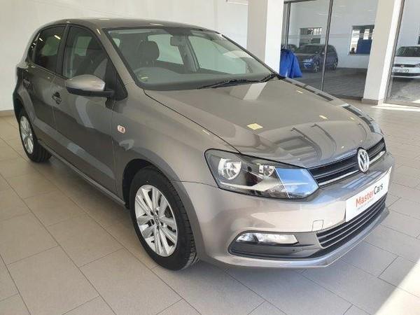 2020 Volkswagen Polo Vivo 1.4 Comfortline 5-Door Gauteng Boksburg_0