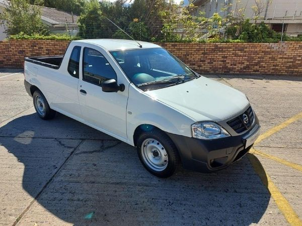 2020 Nissan NP200 1.6  Pu Sc  Western Cape Paarl_0