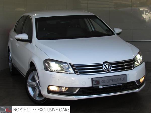 2014 Volkswagen Passat 1.8TSi AUTO Gauteng Randburg_0