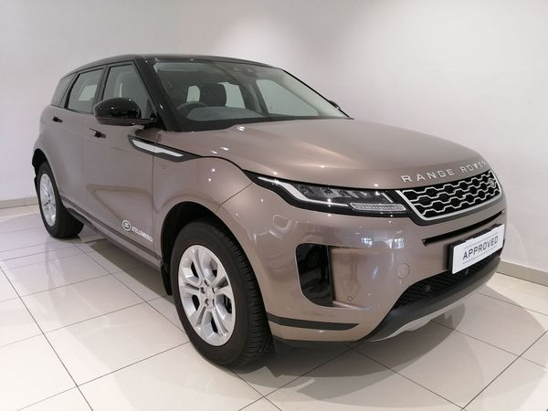 2020 Land Rover Evoque 2.0D S 132KW D180 Western Cape Stellenbosch_0
