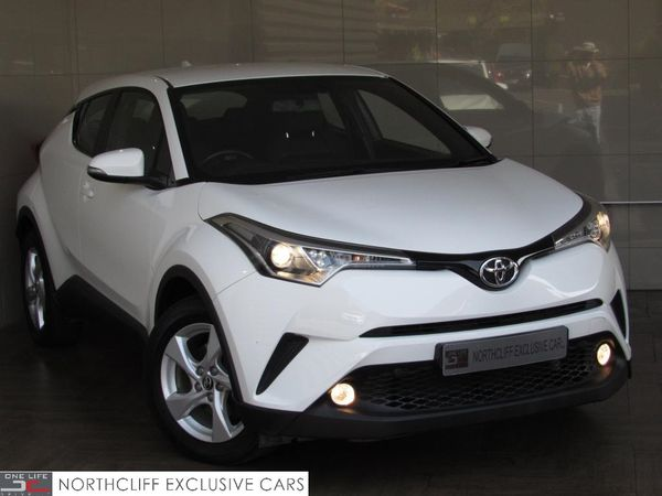 2017 Toyota C-HR 1.2T Plus CVT Gauteng Randburg_0
