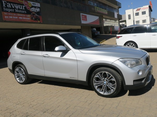 2012 BMW X1 Sdrive20d At  Gauteng Bramley_0
