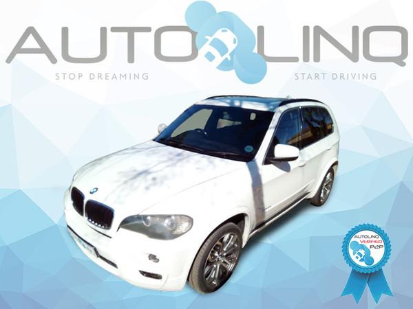 2010 BMW X5 Xdrive30d At e70  Gauteng Boksburg_0