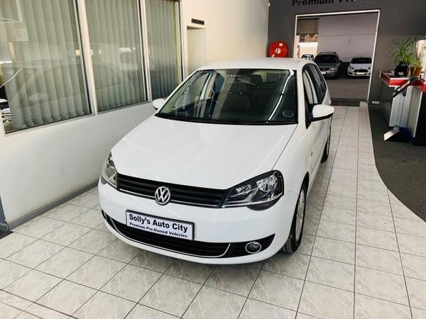 2015 Volkswagen Polo Vivo GP 1.6 Comfortline 5-Door Eastern Cape Port Elizabeth_0
