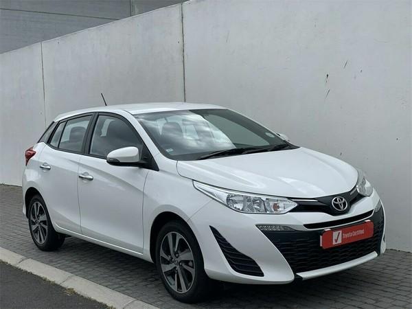 2020 Toyota Yaris 1.5 Xs CVT 5-Door Western Cape Table View_0