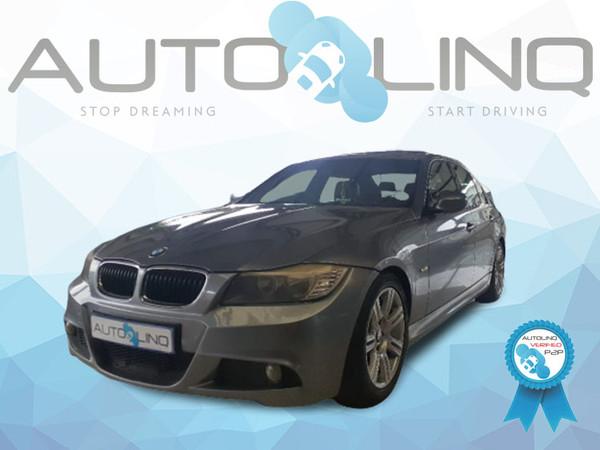 2009 BMW 3 Series 320i e90  Gauteng Boksburg_0