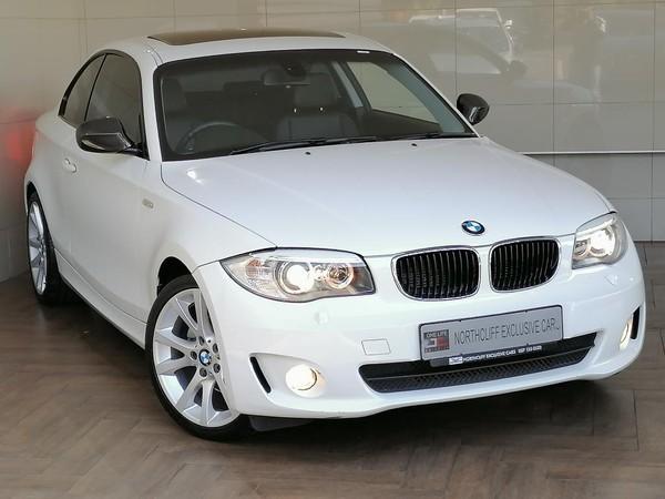 2012 BMW 1 Series 125i COUPE AUTO Gauteng Randburg_0