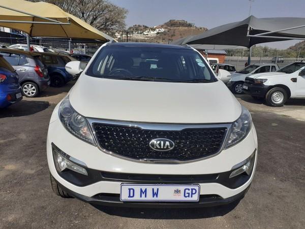 2016 Kia Sportage 2.0D EX Auto Gauteng Johannesburg_0