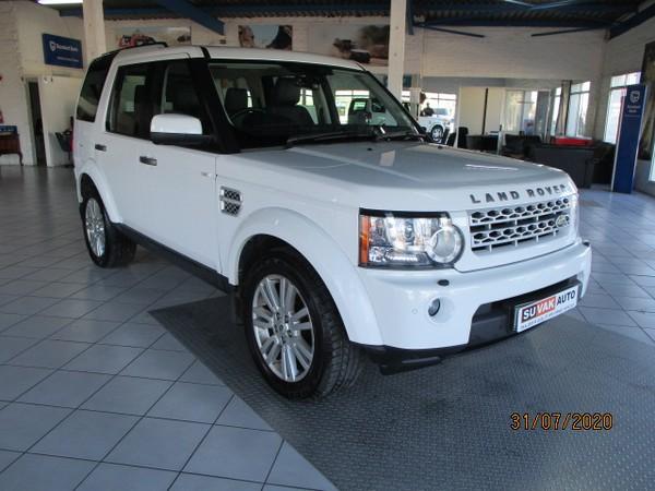 2012 Land Rover Discovery 4 3.0 Tdv6 Se  Western Cape Knysna_0