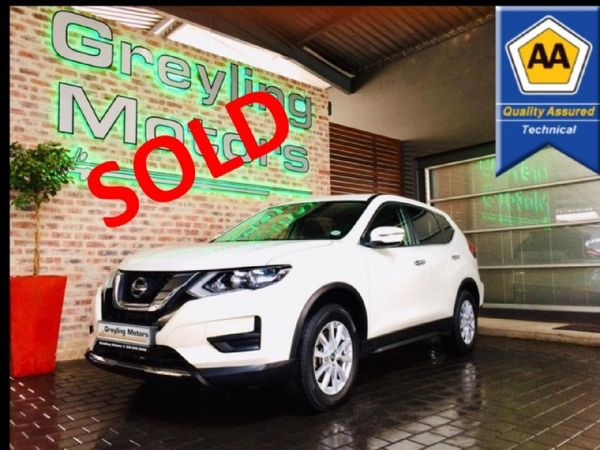 2018 Nissan X-Trail 1.6dCi Visia 7S Gauteng Pretoria_0