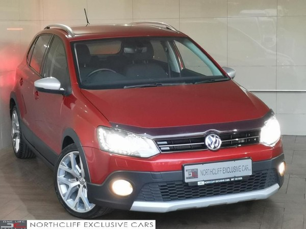 2016 Volkswagen Polo CROSS 1.2TSi TL MANUAL Gauteng Randburg_0