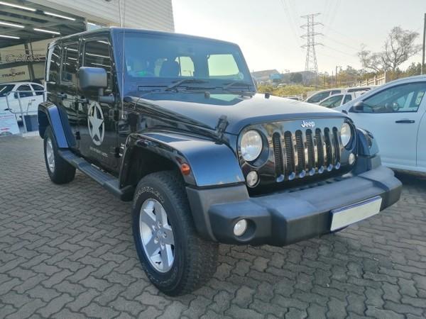 2014 Jeep Wrangler Sahara 3.6l V6 At 2dr  Kwazulu Natal Pinetown_0