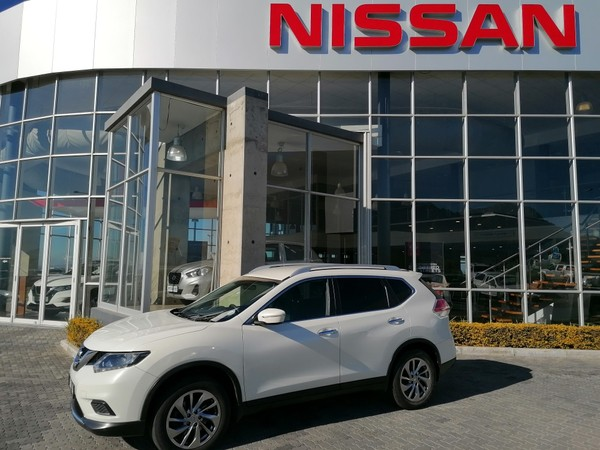 2015 Nissan X-Trail 1.6DCI XE 4X2 7S Western Cape Worcester_0
