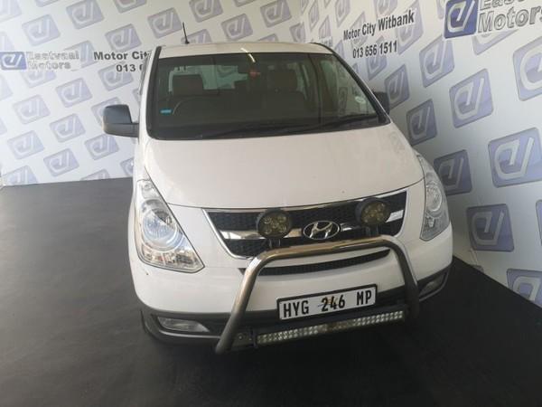2015 Hyundai H1 2.5 Crdi Wagon At  Mpumalanga Witbank_0