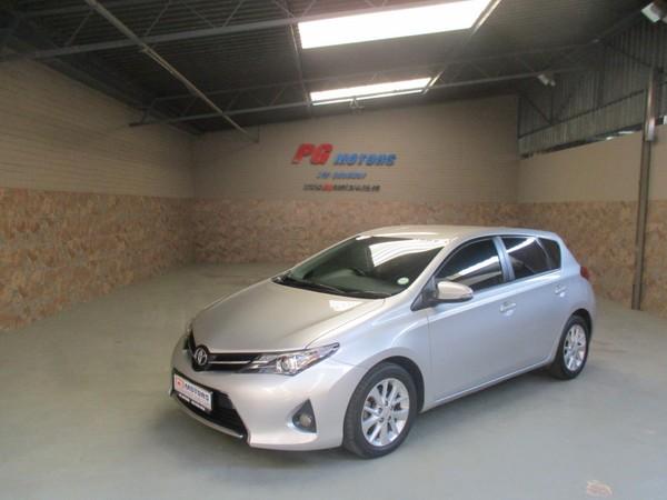 2014 Toyota Auris 1.6 Xs  Gauteng Pretoria_0