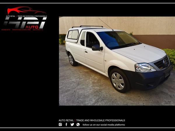 2017 Nissan NP200 1.6  Pu Sc  Western Cape Kraaifontein_0