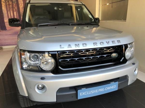 2012 Land Rover Discovery 4 3.0 Tdv6 Se  Gauteng Midrand_0