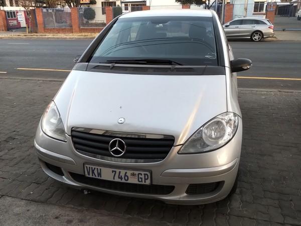 2007 Mercedes-Benz A-Class A 180 Cdi Classic At  Gauteng Pretoria_0