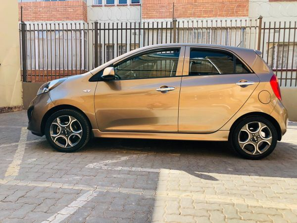 2013 Kia Picanto 1.2 Ex  Gauteng Pretoria_0