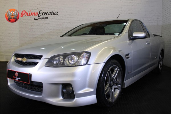 2012 Chevrolet Lumina Ss 6.0 At  Gauteng Edenvale_0