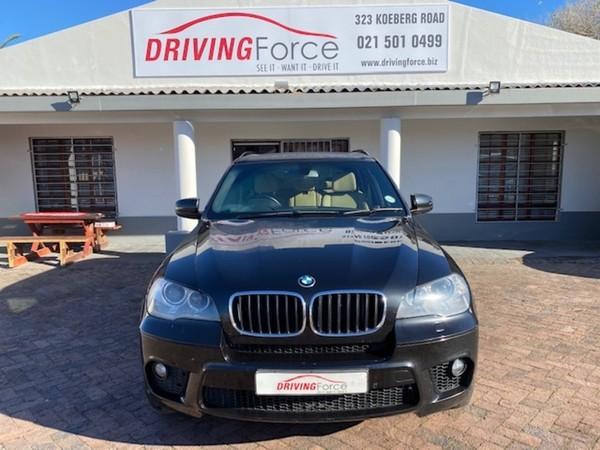 2011 BMW X5 Xdrive30d M-sport At  Western Cape Wynberg_0