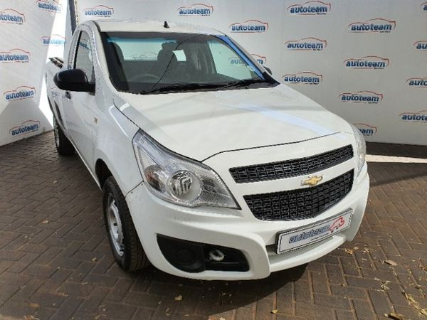 2017 Chevrolet Corsa Utility 1.4 Sc Pu  Gauteng Boksburg_0