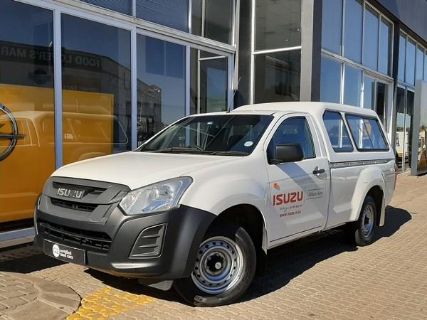 2020 Isuzu D-MAX 250C Single Cab Bakkie Gauteng Alberton_0