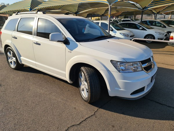 2010 Dodge Journey 2.7 Rt At  Gauteng Pretoria_0