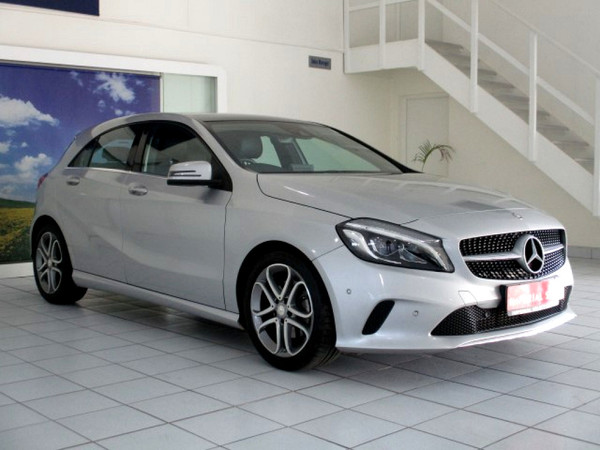 2016 Mercedes-Benz A-Class A 220d Urban Auto Western Cape George_0