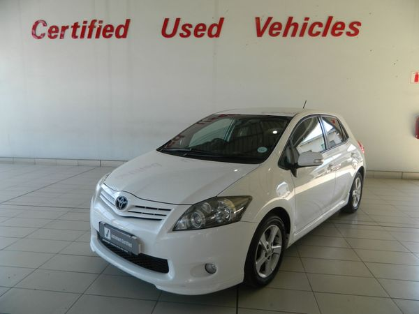 2011 Toyota Auris 1.6 Xs  North West Province Brits_0