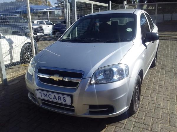 2012 Chevrolet Aveo 1.6 L 5dr  Gauteng Bramley_0
