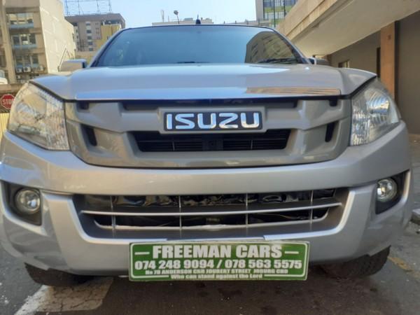 2015 Isuzu KB Series KB 250 D-TEQ HO X-Rider 4X4 Double Cab Bakkie Gauteng Johannesburg_0