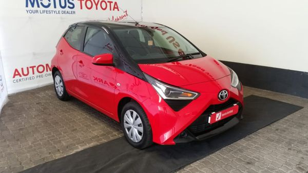 2019 Toyota Aygo 1.0 5-Door Mpumalanga Nelspruit_0