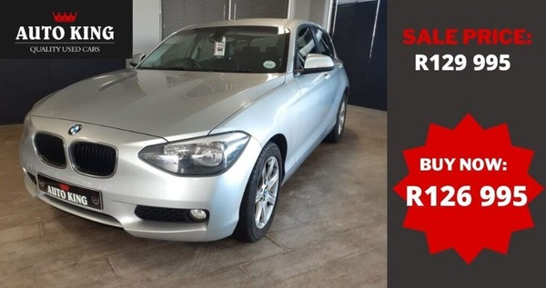 2011 BMW 1 Series 116i 5dr f20  Western Cape Cape Town_0