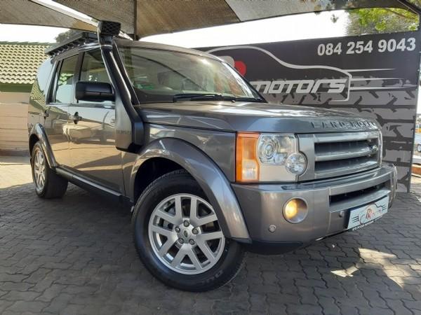 2008 Land Rover Discovery 3 Td V6 Se At  Gauteng Pretoria_0