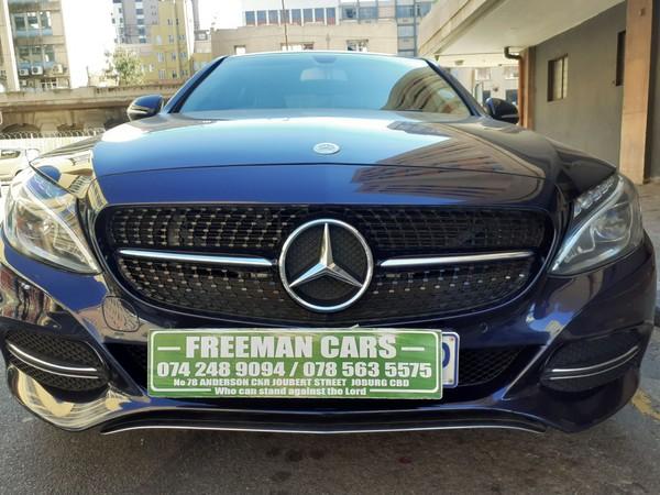 2015 Mercedes-Benz C-Class C200 Estate Auto Gauteng Johannesburg_0