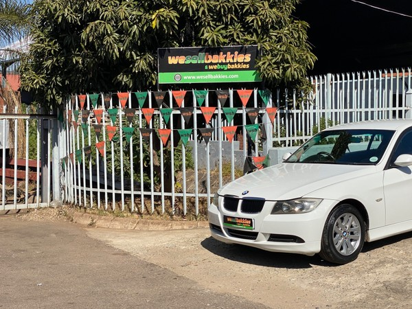 2007 BMW 3 Series 320i e90  Gauteng Pretoria West_0