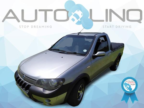 2009 Fiat Strada 1.6 Elx Pu Sc  Gauteng Boksburg_0