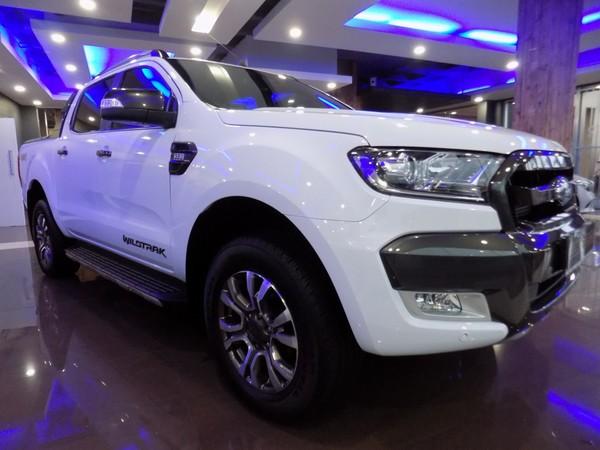 2018 Ford Ranger 3.2TDCi Wildtrak Auto Double Cab Bakkie Western Cape Stellenbosch_0