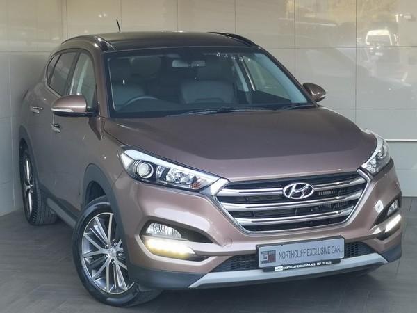 2017 Hyundai Tucson 2.0CRDI ELITE AUTO Gauteng Randburg_0